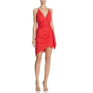 Style Stalker Dacey Faux Wrap Dress